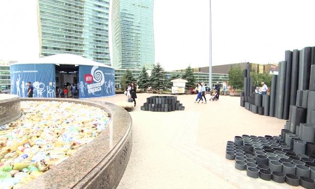 Astana Art Fest жаңа туындылармен толықты