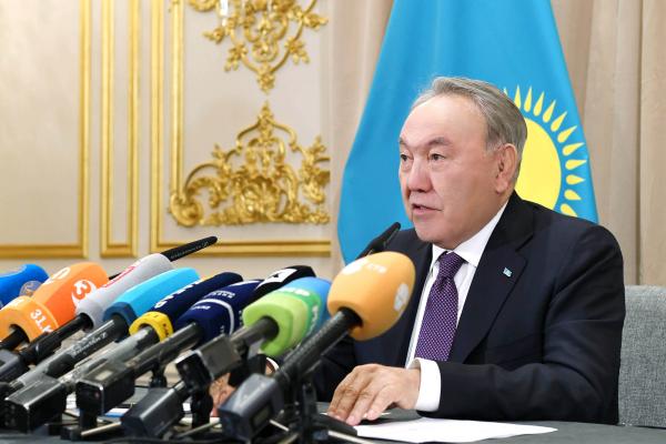 Глава государства провел пресс-конференцию по итогам официального визита в Соединенные Штаты Америки