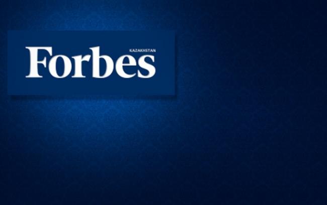 Интервью журналу Forbes