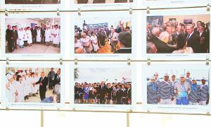 Ақтауда Тұңғыш Президент күніне орай фотокөрме өтіп жатыр