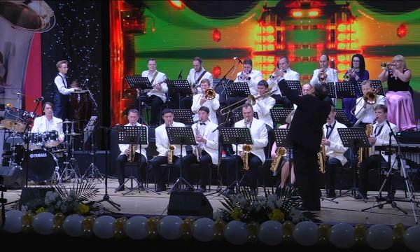 Старейший в стране джазовый оркестр исполнил лучшие композиции ко Дню Независимости РК