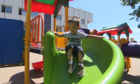 В столице обустроено 1500 детских современных детских площадок