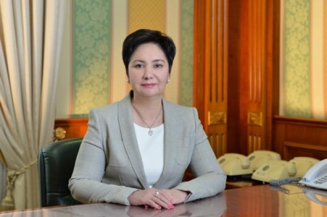 Г.Абдыкаликова приняла участие в форуме трехстороннего сотрудничества «Асар»