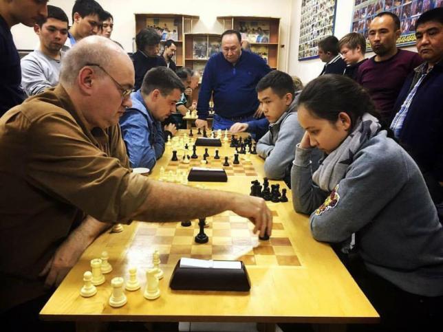 Жансая Абдумалик одержала победу на международном турнире по быстрым шахматам