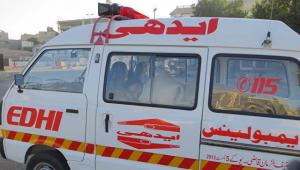 В Пакистане при падении автобуса с моста погибли 24 человека