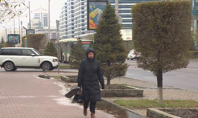 Сильные снегопады ожидаются на большей части территории Казахстана