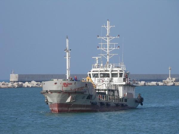 Ақтау теңіз порты жаңа кемелермен толықты