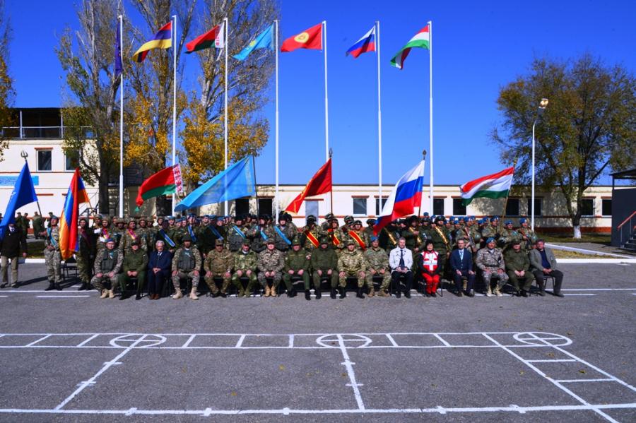 Завершился заключительный этап совместных учений «Боевое братство-2017»
