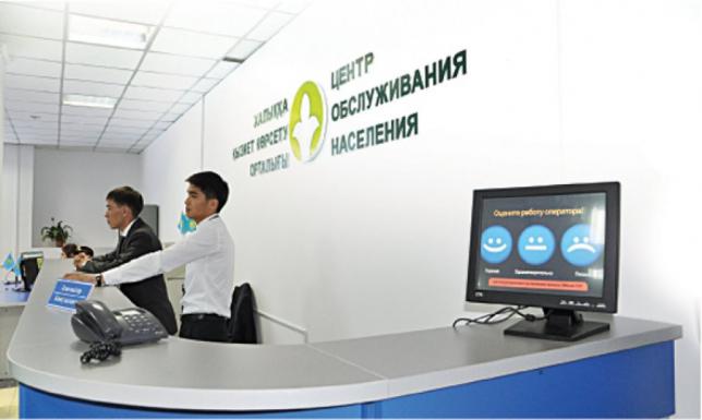 В центрах занятости крупнейших городов Казахстана внедрены электронные очереди