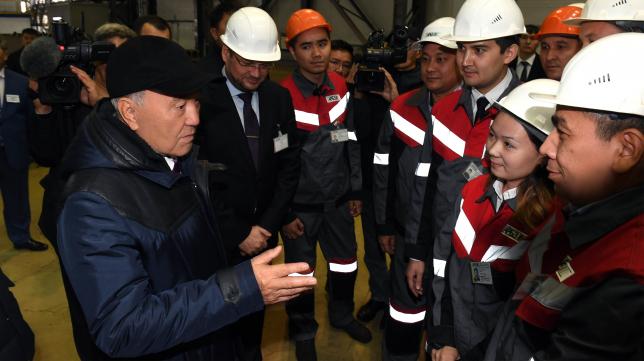 Подробности рабочей поездки Главы государства в Актюбинскую область