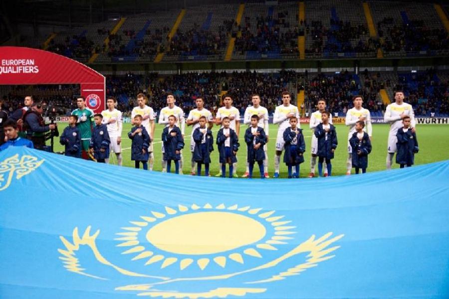 FIFA: Қазақстан рейтингте Түрікменстан мен Тәжікстаннан төмен тұр