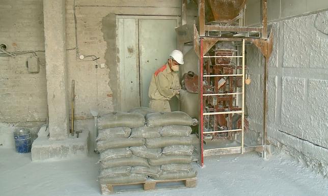 Завод по производству гипса открыли в Таразе