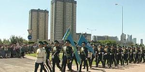 Н.Назарбаев дал старт праздничным мероприятиям ко Дню столицы