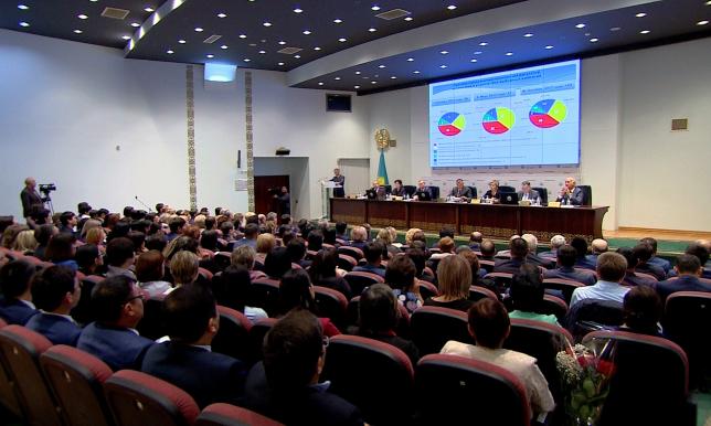 Выборы депутатов маслихатов пройдут 29 октября