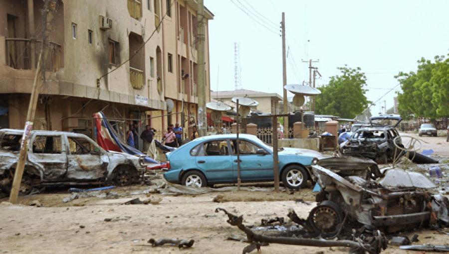 Число погибших при взрыве в Нигерии достигло 30 человек