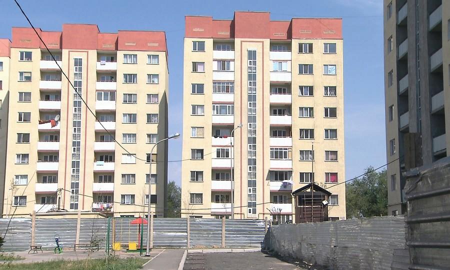 В Алматы жителей проблемного дома в микрорайоне «Алгабас» переселяют в другое жилье
