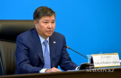 Ж.Асанов: 99,8% приговоров в Казахстане – обвинительные