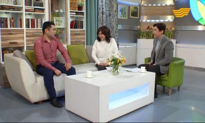 «Жаңа күн». Руководитель общественного движения «Велосообщество Казахстана»