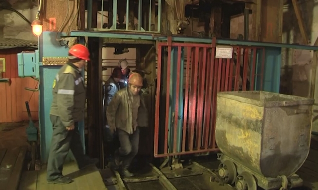 В Кокшетау больше 6500 незаконных старателей задержаны на шахтах