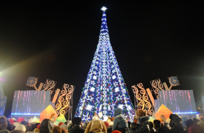 Астанчан приглашают встретить Новый год вместе со звездами казахстанской эстрады