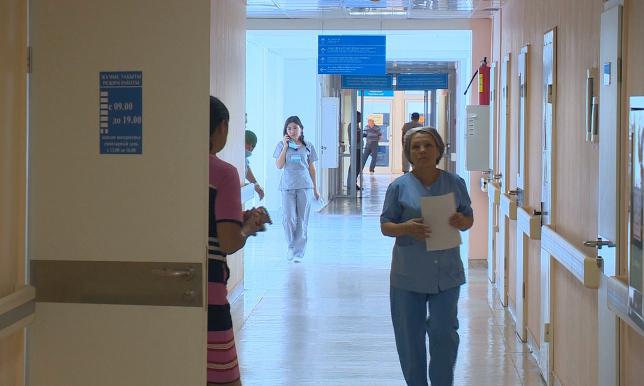 В городской больнице №2 Астаны получили лечение более 200 иностранцев