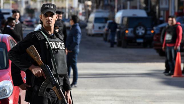 В Египте в бою с террористами погибли почти 60 полицейских