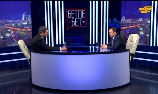 «Бетпе-бет». Уполномоченный по защите прав предпринимателей Казахстана Болат Палымбетов