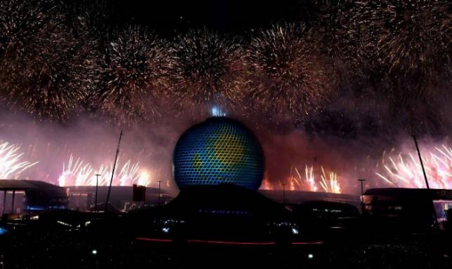 Гости EXPO 2017 поражены масштабностью церемонии закрытия выставки