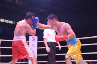 Astana Arlans боксшылары «Бритиш Лайнхартс» командасын мерзімінен бұрын жеңді