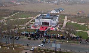 На малой родине Н.Назарбаева открыли историко-культурный центр «Атамекен»