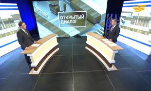 «Открытый диалог». Приоритеты государственной политики в религиозной сфере. Нурлан Ермекбаев