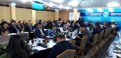 В столице обсудили вопросы финансирования сферы здравоохранения