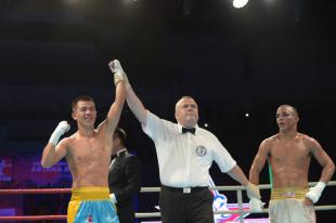 Astana Arlans в третий раз стали чемпионами WSB