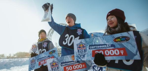 Стали известны победители первой в Астане массовой гонки на коньках