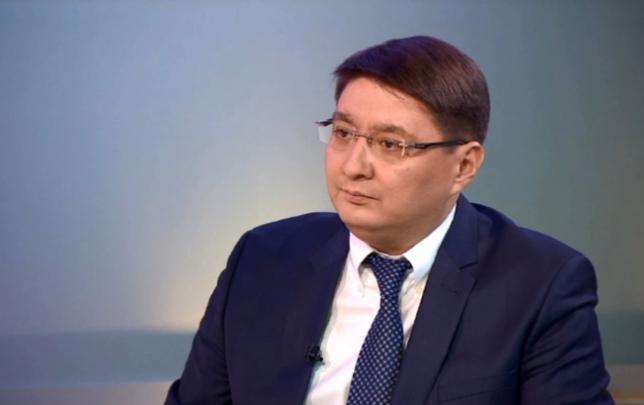Глава ЕНПФ Руслан Ерденаев взят под стражу на 2 месяца