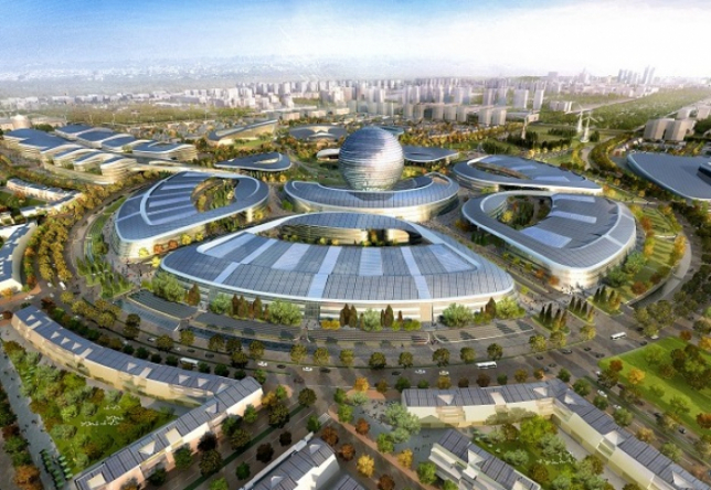 Весь спектр машиностроительной отрасли на EXPO презентовала Беларусь