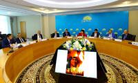 В Астане презентована книга о Нурсултане Назарбаеве