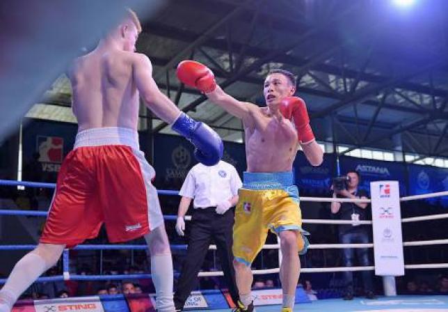 Определился соперник Astana Arlans по финалу WSB