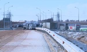 Больше 100 человек спасли из снежных заносов в Жамбылской области