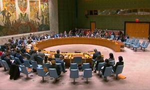 Казахстан провел открытые дебаты в СБ ООН по Ближнему Востоку