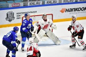 «Барыс» опустился на третье место Восточной конференции КХЛ