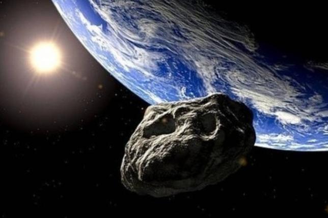 Жер маңынан мөлшері шағын қаламен тең астероид ұшып өтті