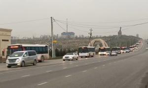 Шымкент 100 жаңа автобуспен қамтылды