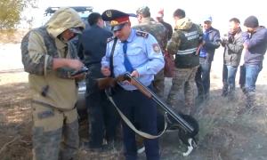Алматы облысында 7 тәуліктің ішінде 107 қылмыстық іс тіркелген