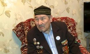 Ветеран ВОВ Изтурган Утесинов рассказал Агентству «Хабар» удивительную историю стойкости советского солдата