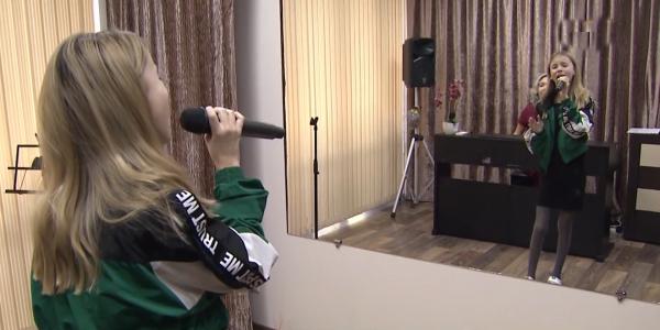 Данэлия Тулешова готовится к Junior Eurovision 2018