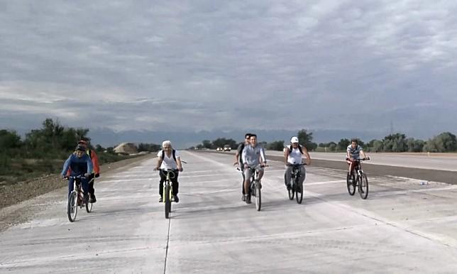 Особый велопробег: незрячие спортсмены проедут от Алматы до Астаны