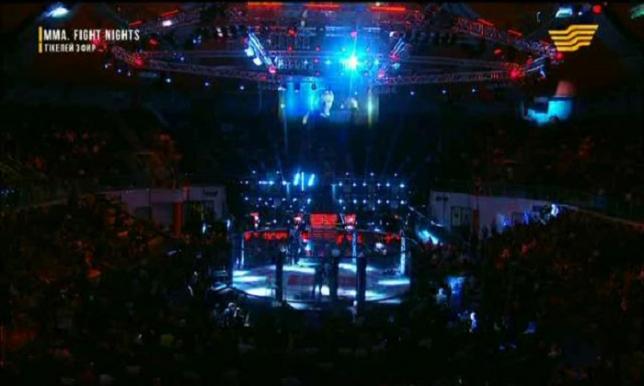 Международный турнир по ММА. FIGHT NIGHTS GLOBAL 66