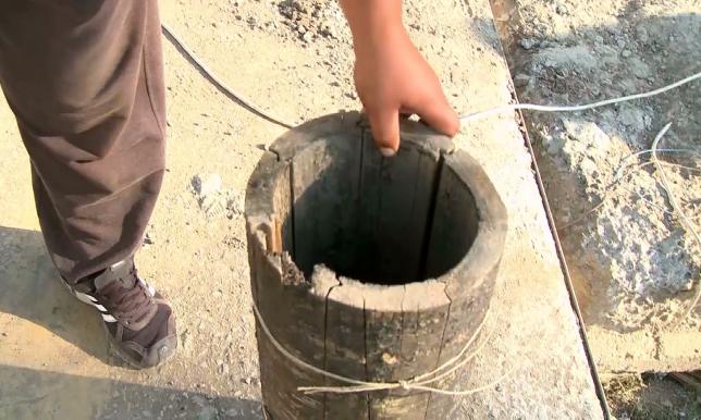 В Актобе строители обнаружили водопровод вековой давности