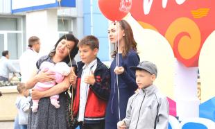 «Мерейлі отбасы-2017». СҚО, Пархоменко отбасы